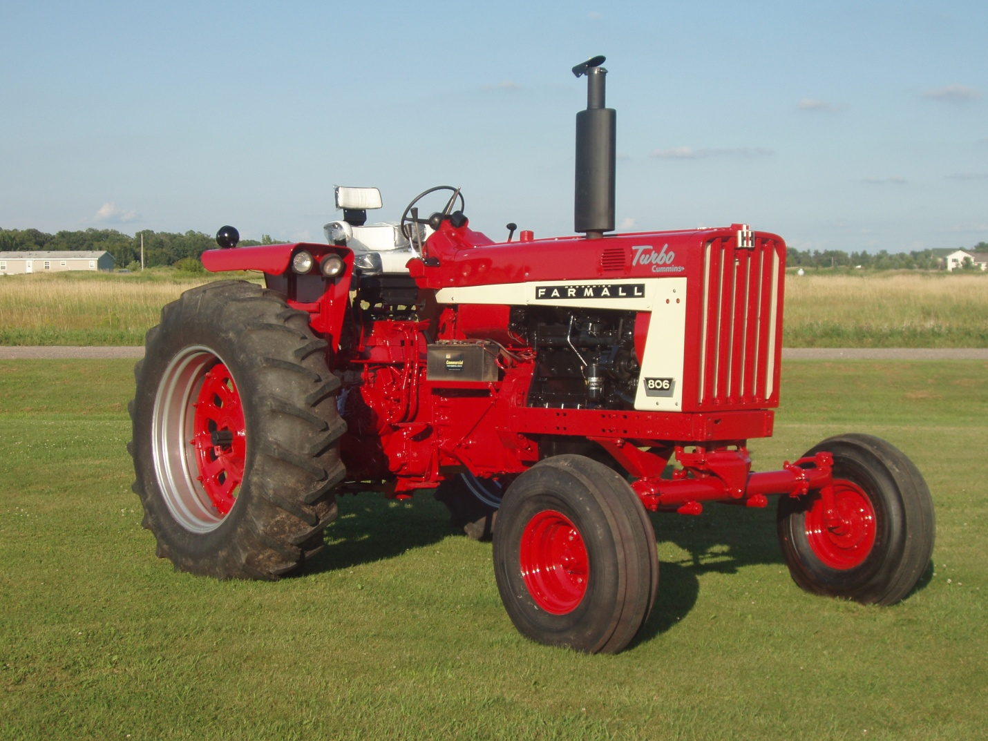 806 ih turbo tractor also in 2012 i was able to get a super mta